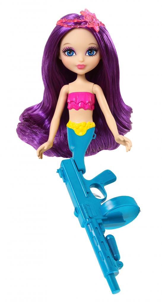 Mandy splurge gun